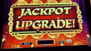 PT. 1 - HUGE WIN!! YESSS BABY! 1ST TIME IN 2 YEARS,  MIGHTY CASH DOUBLE UP & DANCING DRUMS EXPLOSION
