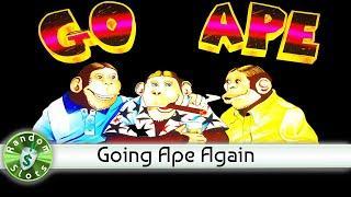 Go Ape slot machine, Encore Bonus