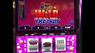 """VGT Slots $90 Spins """"CRAZY CHERRY WILD FRENZY"""" Two Live Jackpots"""