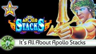 ️ New - Apollo Stacks slot machine, Progressive Bonus