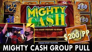 Mighty Cash GROUP PULL  $200/PP at Rocky Gap Casino Maryland #ad