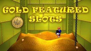 Gold, make me rich :-) - Gold featured slot games - Slot Machine Bonus