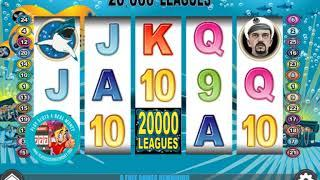 [20,000 LEAGUES SLOTS GAMEPLAY]  'WGS (FORMERLY VEGAS TECHNOLOGY) GAMING'    PLAYSLOTS4REALMONEY