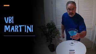 How I Make The VBI Martini Cocktail