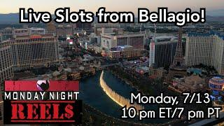 Live Slots From The Bellagio!  Wheel of Fortune Gold Spin Handpay Jackpot!