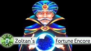 Zoltan's Fortune slot machine, Encore Bonus