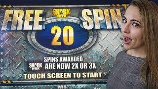 SHARK WEEK in Las Vegas!
