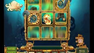 Eye of the Kraken slot from Play'n GO - Gameplay