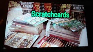 SCRATCHCARD FINAL..WHO WINS THE PRIZES....AND RAFFLE....