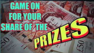 """MASSIVE SCRATCHCARD DRAW..WHAT FANTASTIC LOT OF PRIZES. (CONTRIBUTIONS by""""CATH""""HAROLD""""SIMON""""CAROLE)"""