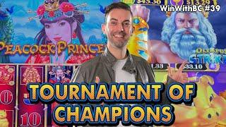 Tournament of CHAMPIONS  Slot Challenge with Only 1 Winner!