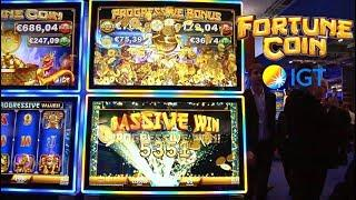 Fortune Coin Slot Machine from IGT
