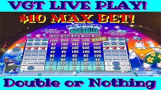 **VGT POLAR HIGH ROLLER** DOUBLE or NOTHING!