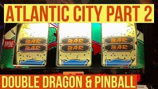 $15 Double Dragon & Pinball $10 Double Top Dollar Double Diamond Deluxe & Black&White Double Jackpot
