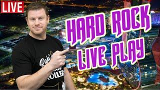 BOD Live Casino Slots from Punta Cana at The Hard Rock