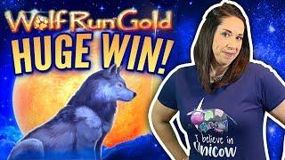 AMAZING RUN ON WOLF RUN GOLD !!! SUPER BIG WINS !