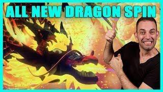 ALL NEWDragon Spin @G2ELas Vegas (Day 1️)BONUS TriggeredWAX ON w/ Karate Kid  BCSlots