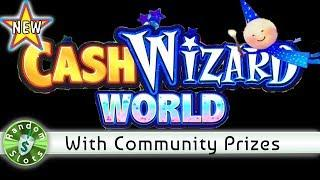️ New - Cash Wizard World slot machine, Bonus