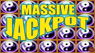 I CAN'T BELIEVE IT LAST SPIN PAID US A MASSIVE JACKPOT! CHINA SHORES HIGH LIMIT SLOTS
