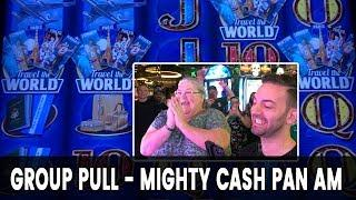  $4000 GROUP PULL!  Mighty Cash Pan Am @ Cosmo Las Vegas ON THE STRIP