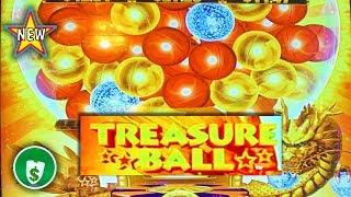 •️ NEW - Treasure Ball slot machine, bonuses