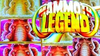 MAMMOTH LEGEND Just ONE COIN for a GUARANTEED BONUS