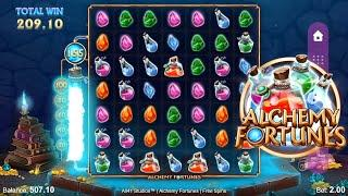 Alchemy Fortunes Slot from Microgaming