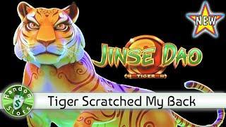 ️ New - Jinse Dao Tiger slot machine
