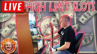 • LIVE Back From Atlantic City • High Limit Slot Play!