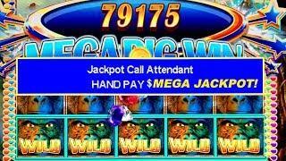 MEGA HIGH LIMIT WIN!!  GORILLA CHIEF SLOT MACHINE JACKPOT  HANDPAY $50 BETS!
