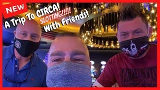 CIRCA Las Vegas Slots With Friends!