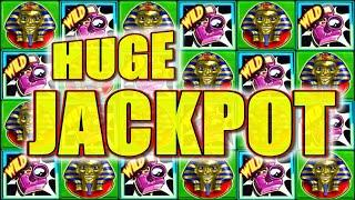 RETRIGGER FRENZY LANDED US A HUGE JACKPOT HANDPAY! HIGH LIMIT SLOT MACHINE