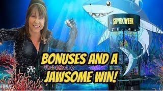NEW! JAWSOME WIN FOR SHARK WEEK