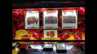 VGT JACKPOT HANDPAY CAUGHT LIVE ! PART 1 OF 2 ! $15 MAX BET ! PLAYING ALL $5 DEMON MACHINES !!!