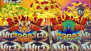 Dai Fu BOOST TIGER & PEACOCK PROSPERITY! LONGEVITY! JACKPOT! Free Spins Great Big Wins