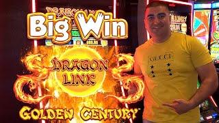 High Limit Dragon Link Slot Machine Bonuses & BIG WIN | Golden Century Dragon Link  | SE-3 | EP-29