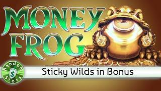 Money Frog slot machine bonus