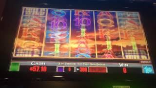 LIVE PLAY on Harbor Lights Slot Machine