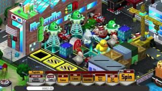Arcadia i3d free slots machine by Saucify preview at Slotozilla.com
