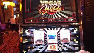 """VGT Slots """"Lucky Ducky Vegas Wilds"""" Red Spins Lots Of Playing Choctaw Casino, Durant, OK."""