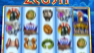 Zeus II w/ Super Hot Respin - Jackpot Party Casino Slots - 1x1 20sec
