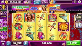 BRAZILIAN BEAUTY Video Slot Casino Game with a FREE SPIN BONUS