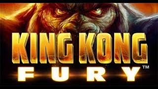 King Kong Fury Slot - Nextgen Promo