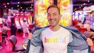 LIVE Slots for a BEAUTIFUL Win  San Manuel Casino