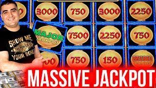 High Limit Lightning Link MEGA HANDPAY JACKPOT | Winning Mega Bucks On Slot Machine