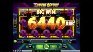 NETENT Twin Spin Slot REVIEW Featuring Big Wins With FREE Coins