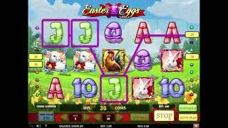 Easter Eggs slot from Play'n GO - Gameplay