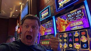 $1400 Double or Nothing Live Casino Slot Play!  Lock it Link Sweet Tweet Epic Bonus Jackpot