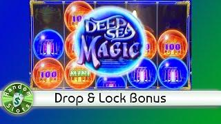 Deep Sea Magic Drop & Lock slot machine bonus