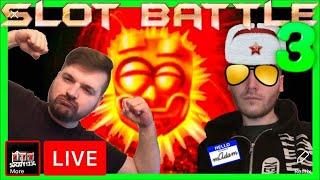 Slot battle vs SDGuy1234! GET ME TO 1500 SUBS!